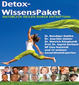 Detox-WissensPaket